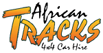African Tracks 4x4 Car Rental / Hire Windhoek, Namibia - We Think And Live 4x4